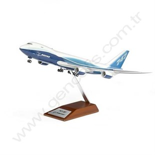 747-8F  Freighter Snap-Together Model