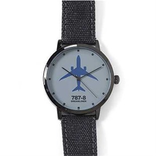 787-8 Dreamliner Silhouette Watch