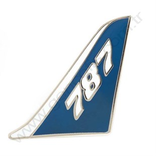787 Dreamliner Tail