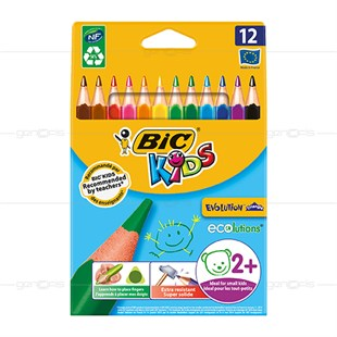 Bic Kids Evolution Triangle Ecolutions 12li