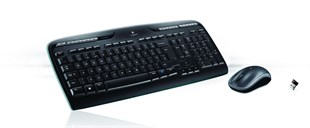 Logitech Klavye+Mouse Set Wireless Combo MK330 TR